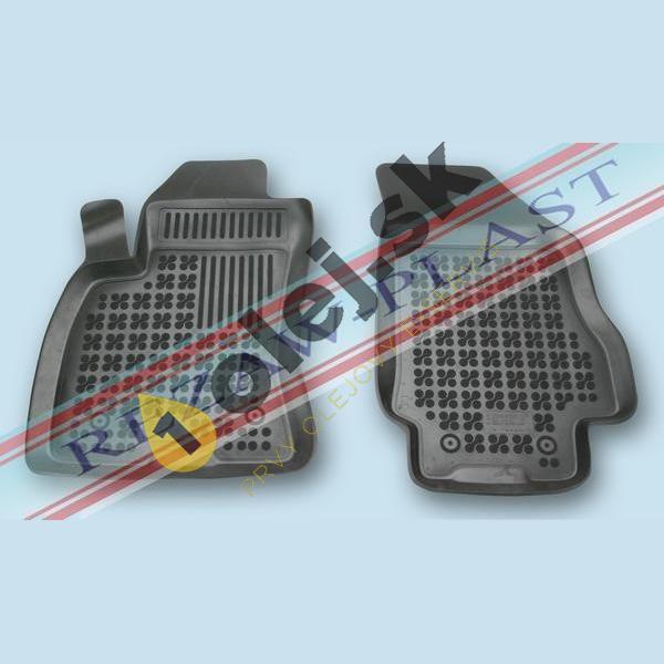 Koberce gumenné Fiat Doblo (2010- ) predné