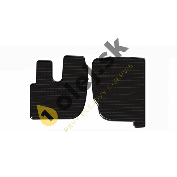 Koberce gumenné Renault Kerax/Lander/Midlum/Premium