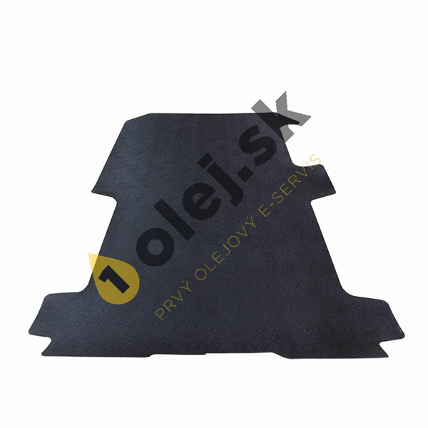 Koberce gumenné Vložka do Renault Trafic (2014- ) krátka dodávka