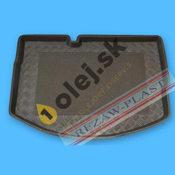 Koberce gumenné Vaňa do kufra Citroen C3 (2009- ) dojazdová rezerva