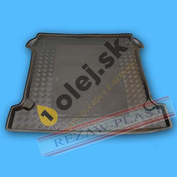 Koberce gumenné Vaňa do kufra Fiat Doblo Maxi 5-miest (2001-2010)