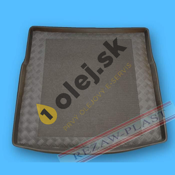 Koberce gumenné Vaňa do kufra Opel Insignia HatchBack (2013- )