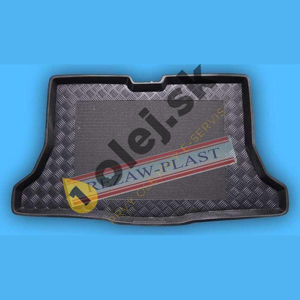 Koberce gumenné Vaňa do kufra Nissan Tiida HatchBack (2004-2012)