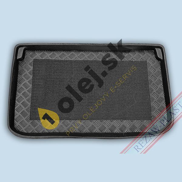 Koberce gumenné Vaňa do kufra Opel Corsa D (2006-2014) výbava Enojy horné dno