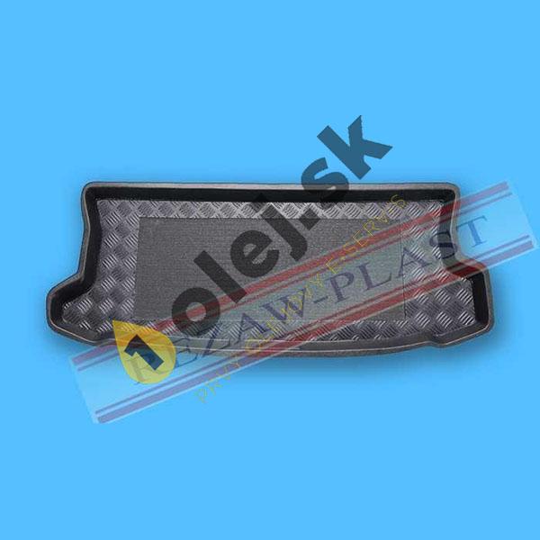 Koberce gumenné Vaňa do kufra Suzuki Swift HatchBack (2005-2010) horné dno