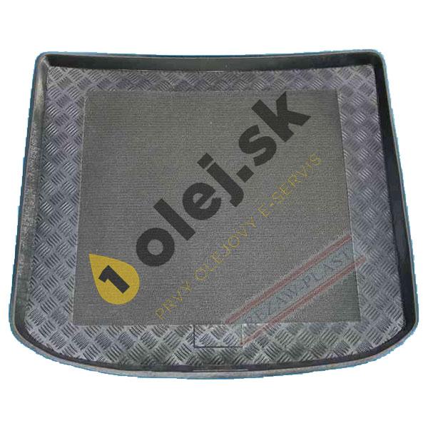 Koberce gumenné Vaňa do kufra Seat Toledo Sedan (2005-2012) horné dno