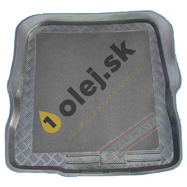 Koberce gumenné Vaňa do kufra VW Polo Classic II (1997-2002)