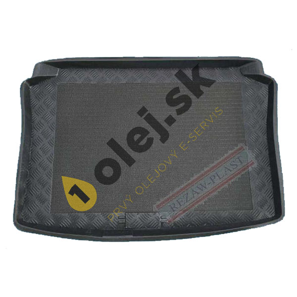 Koberce gumenné Vaňa do kufra VW Polo HatchBack (2001-2009)