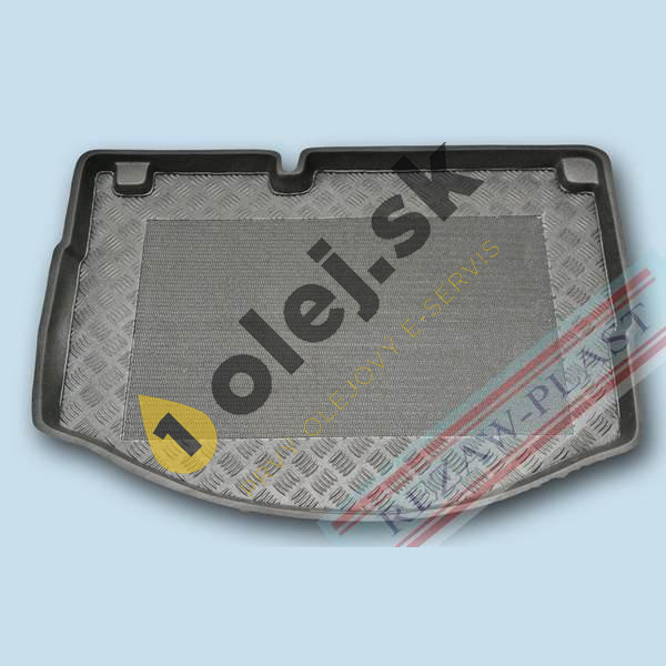 Koberce gumenné Vaňa do kufra Citroen DS3 Hatchback 3 dvere (2010- )