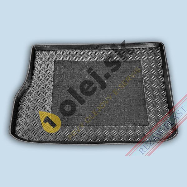 Koberce gumenné Vaňa do kufra Citroen DS5 (2012- ) Hybrid