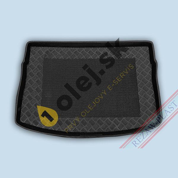 Koberce gumenné Vaňa do kufra VW Golf VII HatchBack (2012- ) horné dno