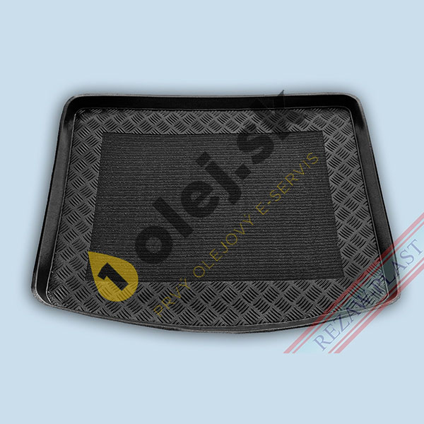 Koberce gumenné Vaňa do kufra Toyota Auris HatchBack (2013- )