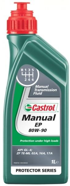 Castrol Manual EP 80W-90 1L