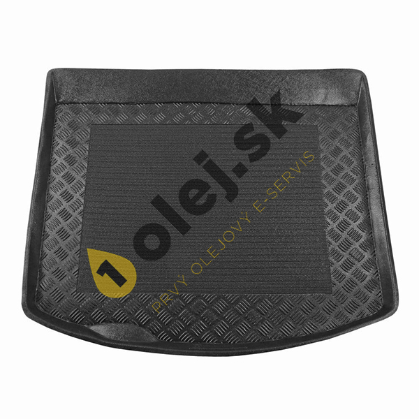 Koberce gumenné Vaňa do kufra Mazda 3 HatchBack (2009-2013) dojazdová rezerva