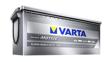 VARTA PRO MOTIVE 12V/225Ah /silver/ N9