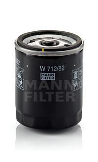 Olejový filter Mann Filter W712/82