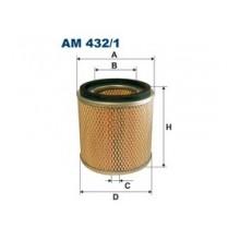 Vzduchový filter Filtron AM432/1