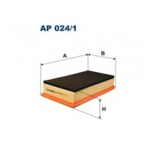 Vzduchový filter Filtron AP024/1