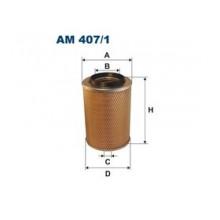 Vzduchový filter Filtron AM407/1