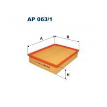 Vzduchový filter Filtron AP063/1
