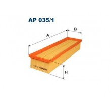 Vzduchový filter Filtron AP035/1