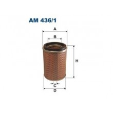 Vzduchový filter Filtron AM436/1
