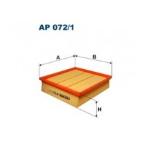 Vzduchový filter Filtron AP072/1