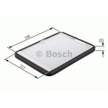 Kabinový filter Bosch 1 987 432 169