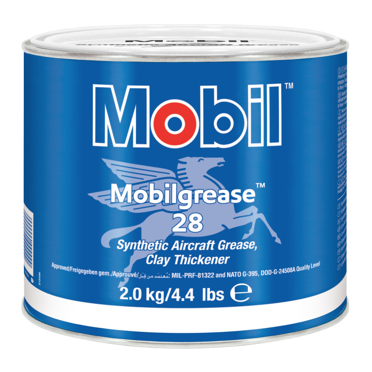MOBIL MOBILGREASE 28 (NLGI 1.5) 2KG
