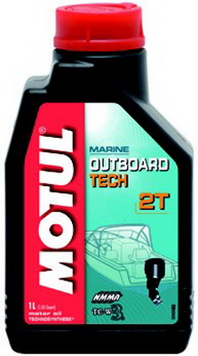 Motul OUTBOARD TECH 2T, 1L