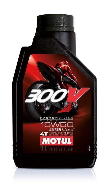 Motul 300V 4T Fact. Line 15W-50 1L