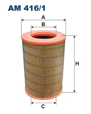 Vzduchový filter FILTRON AM416/1