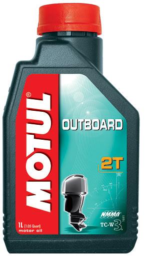 Motul OUTBOARD 2T, 1L