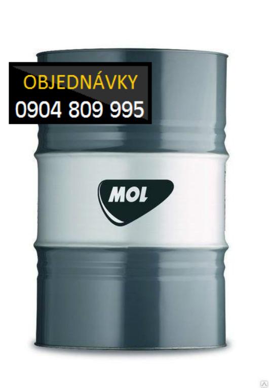SLOVNAFT MOL Turbo Diesel 15W-40, 180KG/203,85L
