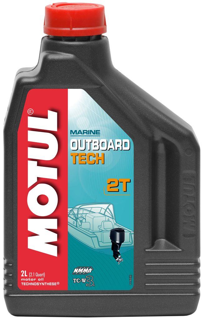 Motul OUTBOARD TECH 2T, 2L