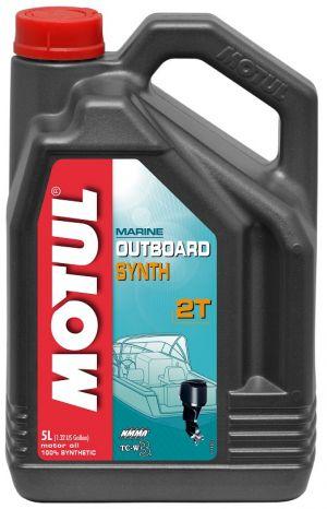 Motul OUTBOARD SYNTH 2T, 5L
