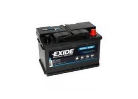 EXIDE DUAL AGM EP800 12V/92Ah