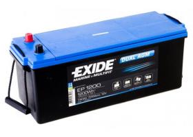 EXIDE DUAL AGM EP1200 12V/140Ah