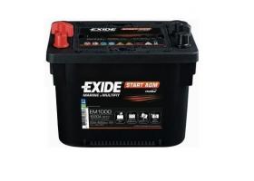 EXIDE START AGM EM1000 12V/50Ah