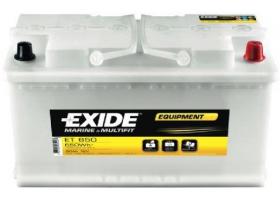EXIDE EQUIPMENT ET 650 12V/100Ah