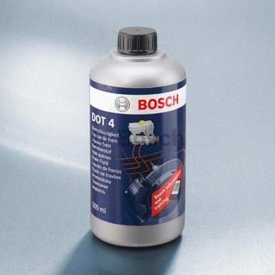 Bosch Brzdová kvapalina DOT 4 500 ml