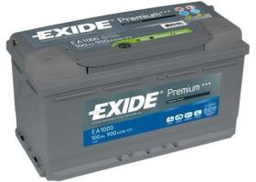 EXIDE PREMIUM CARBON BOOST EA900 12V/90Ah