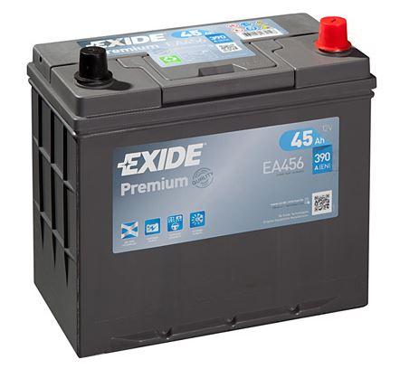 EXIDE PREMIUM CARBON BOOST EA456 12V/45Ah