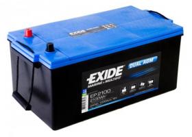 EXIDE DUAL AGM EP2100 12V/240Ah