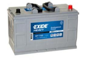 EXIDE PROFESSIONAL POWER HDX EF1202 12V/120Ah