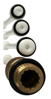PRO-TEC ADAPTÉR PRE LPG SYSTEM CLEAN & PROTECT ,,10,,