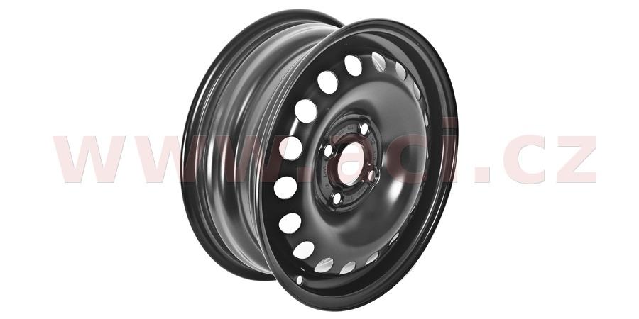 "disk kola 14"" ocelový černý (rozměr 5Jx14; 4x100; ET35) ORIGINÁL"