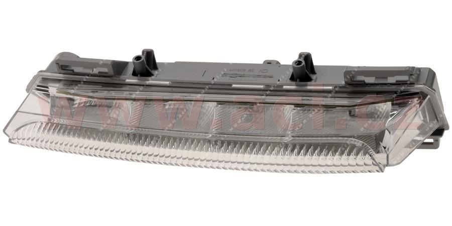 přední světlo LED pro denní svícení obdélníkové ORIGINÁL, L