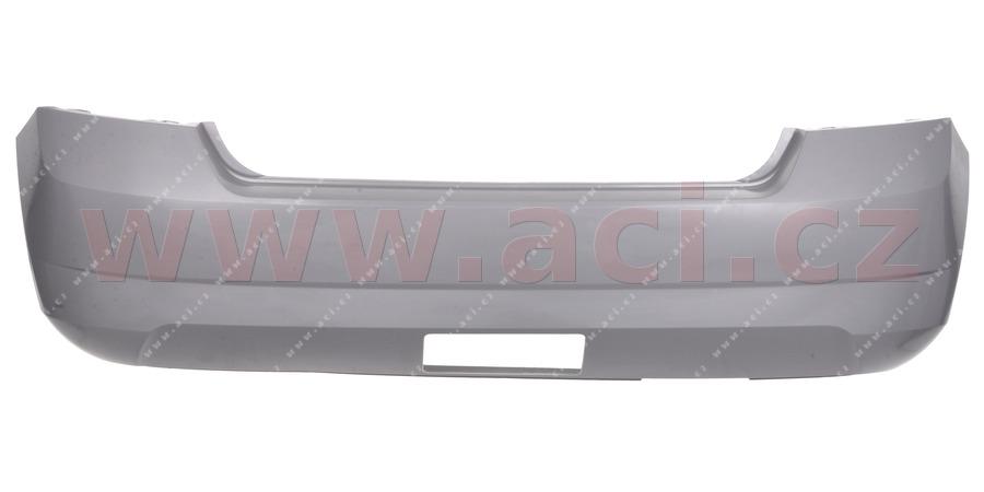 zadní nárazník (pro odnímatelné tažné zařízení) HB ORIGINÁL