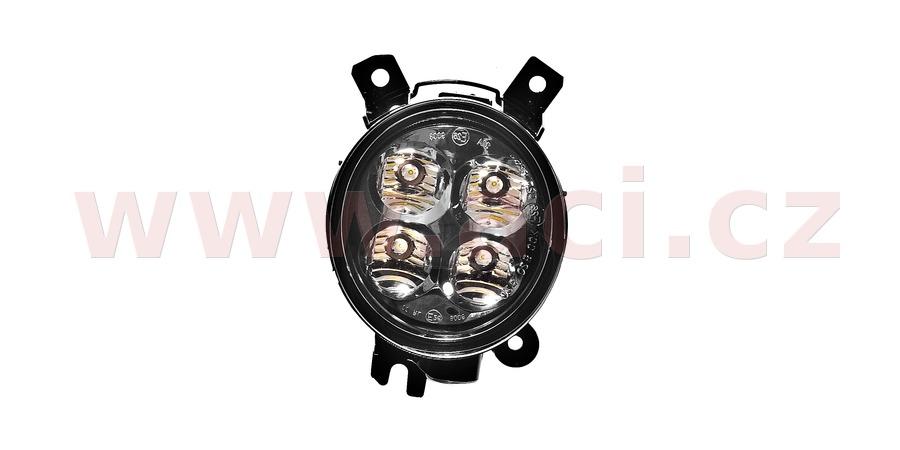 přední světlo LED přídavné pro denní svícení RS, Scout ORIGINÁL, P